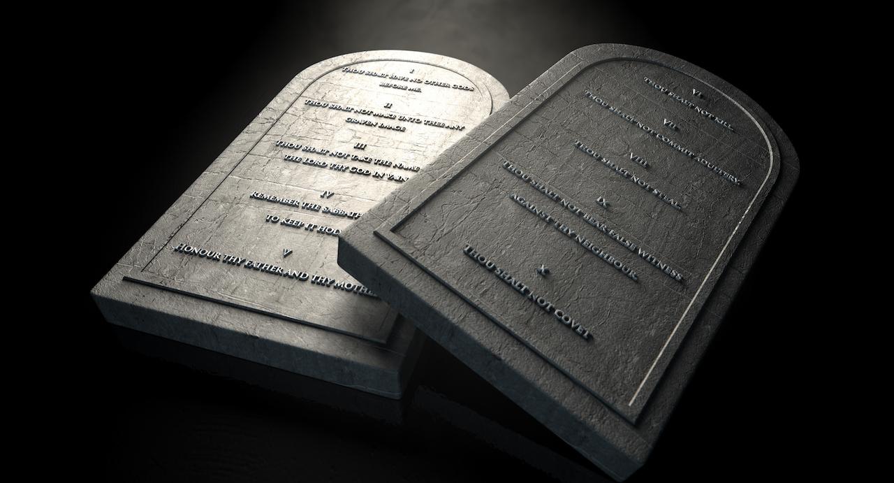 Image result for ten commandments facebook banner