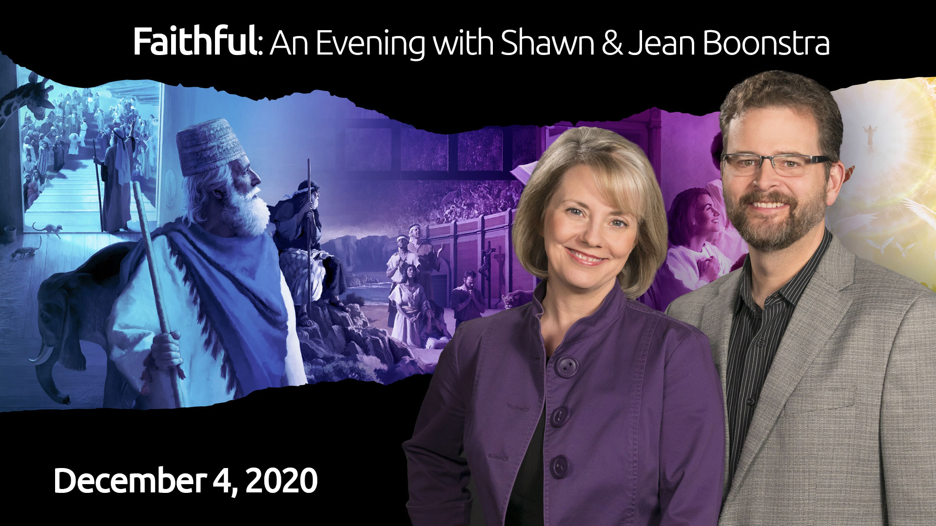Faithful: An Evening with Shawn & Jean Boonstra